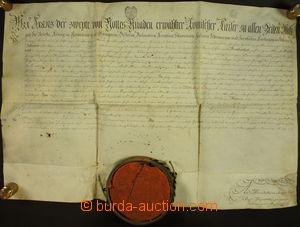 172928 - 1797 FRANTIŠEK II. (I.) HABSBURSKÝ (1768-1835), poslední cís