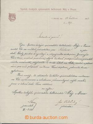 172935 - 1902 VRCHLICKÝ Jaroslav (vlastním jménem Emil Bohuslav Frída