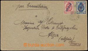172997 - 1903 CHINA  dopis z Šanghaje do Alžírska, vyfr. zn. Znak
