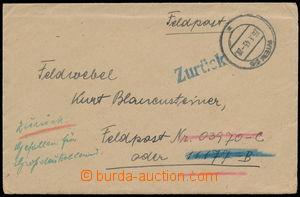 173074 - 1943 dopis z Vídně na PP 03970-C, adresátem byl známý vídeňs