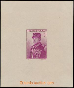 173149 - 1938 Mi.Bl.1, aršík Národní svátek, kníže Louis II. 10F, v r