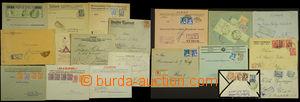 173173 - 1920-1928 sestava 19ks zejména firemních dopisů, většinou s