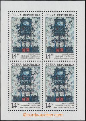173354 - 1993 Pof.PL5, Europa - Hladový svatý, DV 2/A - černý bod; ka