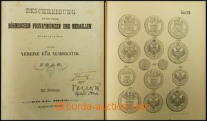 173560 - 1852-70 Miltner H. O., Neumann J. : Beschreibung der bisher
