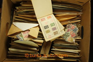 173737 - 1890-1990 [SBÍRKY]   EVROPA, ZÁMOŘÍ, ČSR  velká sestava sypa