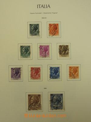 173770 - 1954-2000 [SBÍRKY] kompletní generální sbírka ve 3 luxusních