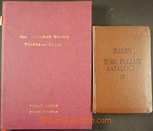 173771 - 1990 TURECKO - Obrazová monografie I.a II. emise TUGHRA a DU
