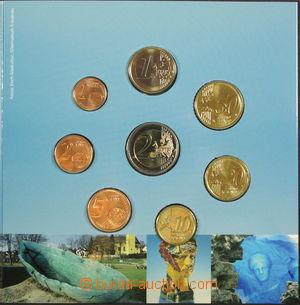 173790 - 2013 MALTA - EURO sada, Briliant Uncirculated, v dárkovém al