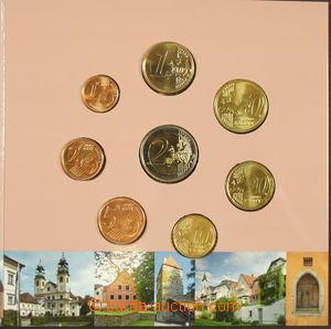 173791 - 2010 LUXEMBURG - EURO sada, Briliant Uncirculated, v dárkové