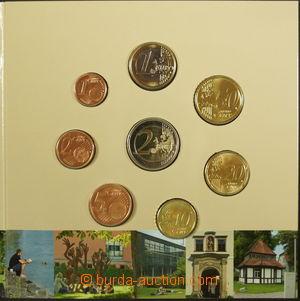 173792 - 2011 ESTONSKO - EURO sada, Briliant Uncirculated, v dárkovém