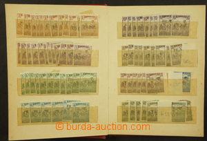 173798 - 1918-1919 [SBÍRKY]  velmi stará sbírka / obchodní zásoba v m