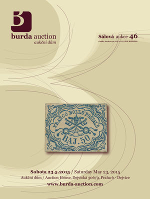 Public auction 46 - aukční katalog