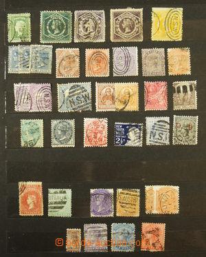 174573 - 1880-1990 [SBÍRKY]  AUSTRALSKÉ STÁTY, AUSTRÁLIE, AUSTRAL