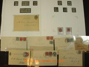 174600 - 1875 [SBÍRKY]  specializovaná sbírka zn. emise Dvoubarevný o
