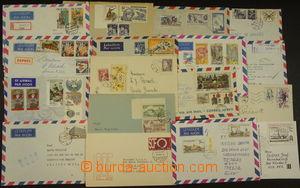 174683 - 1954-88 [SBÍRKY]  sestava 34ks dopisů zaslaných do zahraničí