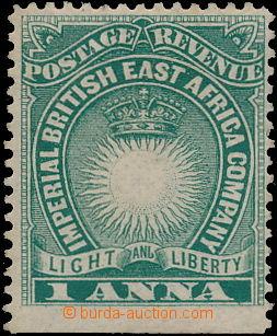 175081 - 1890-1895 SG.5aa, Light and Liberty 1A modro-zelená, chyboti