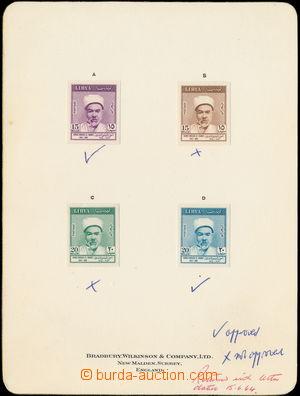 175126 - 1964 ZT pro SG.319, 320, Ahmed Bahlouf El Sharef 15Mill a 20