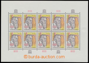 175720 - 1976 Pof.A2184 Ab, F. Lexa, blk-of-10 without plate variety