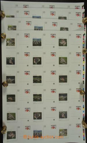 175770 - 2001-02 CDV65, 89, obrazové dopisnice Hrady a zámky Slovensk