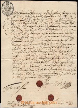 176314 - 1593-1762 [SBÍRKY]  HABSBURSKÁ MONARCHIE / SIGNETY  zcela