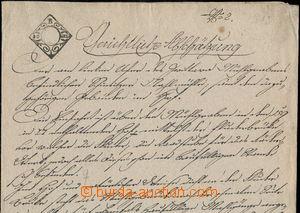 176322 - 1803-1817 [SBÍRKY]  HABSBURSKÁ MONARCHIE / SIGNETY  mimořádn