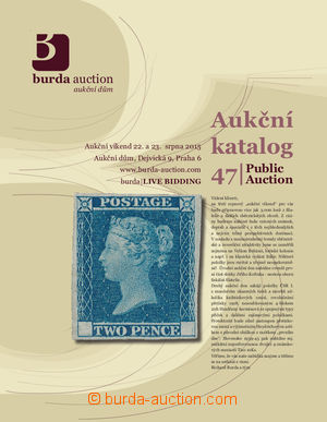 Public auction 47 - aukční katalog