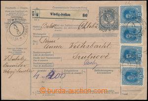 177239 / 1354 - Filatelie / ČSR I. / Předběžné, souběžné 1918-1919