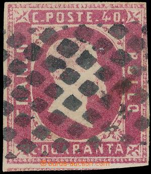 177240 / 102 - Filatelie / Evropa / Itálie / Staroitalské státy / Sardínie