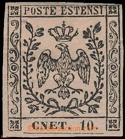 177249 / 77 - Filatelie / Evropa / Itálie / Staroitalské státy / Modena