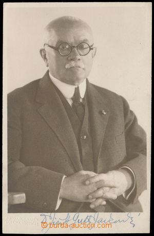 177416 - 1935? GUTH-JARKOVSKÝ George Stanislav (1861–1943), one's own