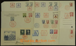 177537 - 1946-85 complete set 10 pcs of special envelopes to election