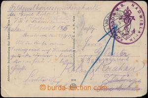178274 / 522 - Filatelie / Evropa / Rakousko / Filatelistické obory / PP - námořnictvo