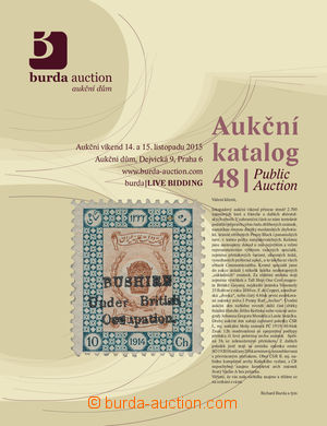 Public Auction 48 - aukční katalog