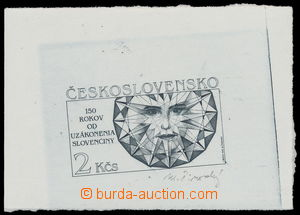 179187 - 1993 ZT  Alb.15, 150 let spisovné slovenštiny 2Kčs, zkusmý t