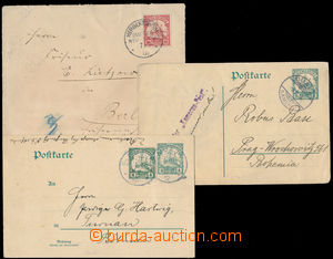 180523 / 450 - Filatelie / Evropa / Německo / Německá pošta v zahraničí / Německé kolonie