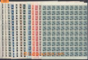 180563 / 2832 - Filatelie / ČSR II. / Vydání 1945-1953