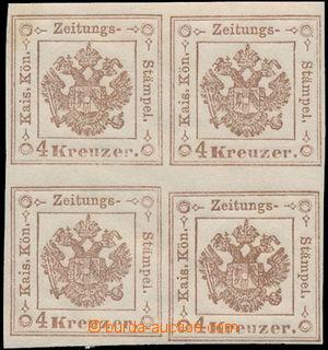 180640 / 610 - Filatelie / Evropa / Rakousko / Novinové 1851-1916