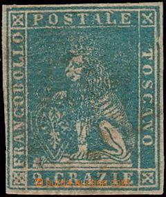 180753 / 209 - Filatelie / Evropa / Itálie / Staroitalské státy / Toskánsko