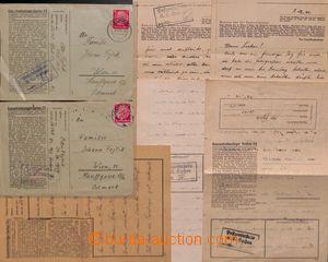 181646 / 499 - Filatelie / Evropa / Německo / Filatelistické obory / Koncentrační tábory a věznice