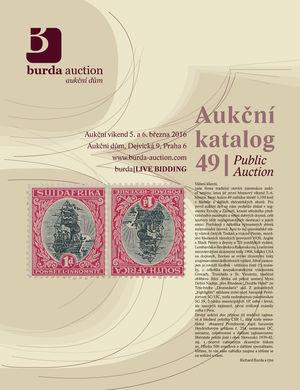 Aukce 49 - aukční katalog