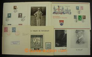 182660 - 1850-1950 [SBÍRKY]  ČSR II., ČaM, ČSR I., větší sestava celi