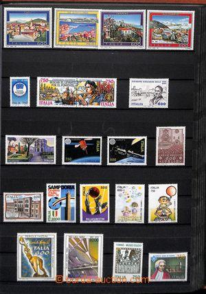 182727 - 1958-2001 [SBÍRKY]  ITÁLIE, VATIKÁN  sbírka Itálie z období