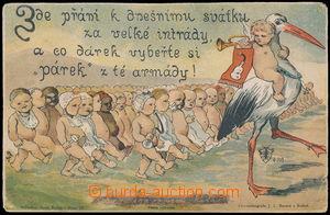 182736 - 1900 Josef Šváb č. 38, Zde přání k dnešnímu svátku....; proš