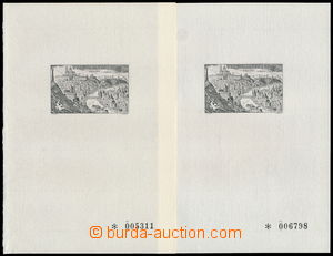 183147 - 1962 PT1, Exhibition PRAGA ´62; comp. 2 pcs of memorial/spec