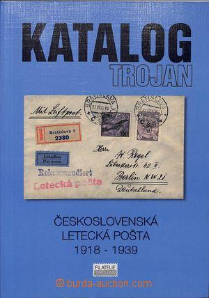 183187 - 1997 HORKA, P.: Czechoslovak air post 1918-1939, issued Troj
