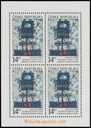 183936 - 1993 Pof.PL5, Hladový svatý 14Kč, PL s DV 2/A - černý bod