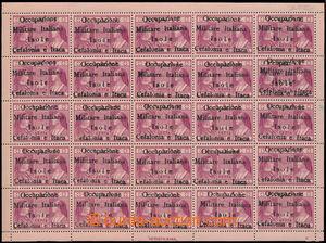 183993 / 157 - Filatelie / Evropa / Itálie / Italská pošta v cizině