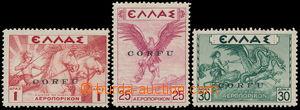 183999 / 158 - Filatelie / Evropa / Itálie / Italská pošta v cizině
