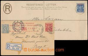 184924 - 1902-1914 R-COB British East Africa, Viktorie 2 Anna s přeti