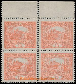185905 -  Pof.7D STs, 15h cihlově červená, krajový 4-blok, ŘZ 11&#189